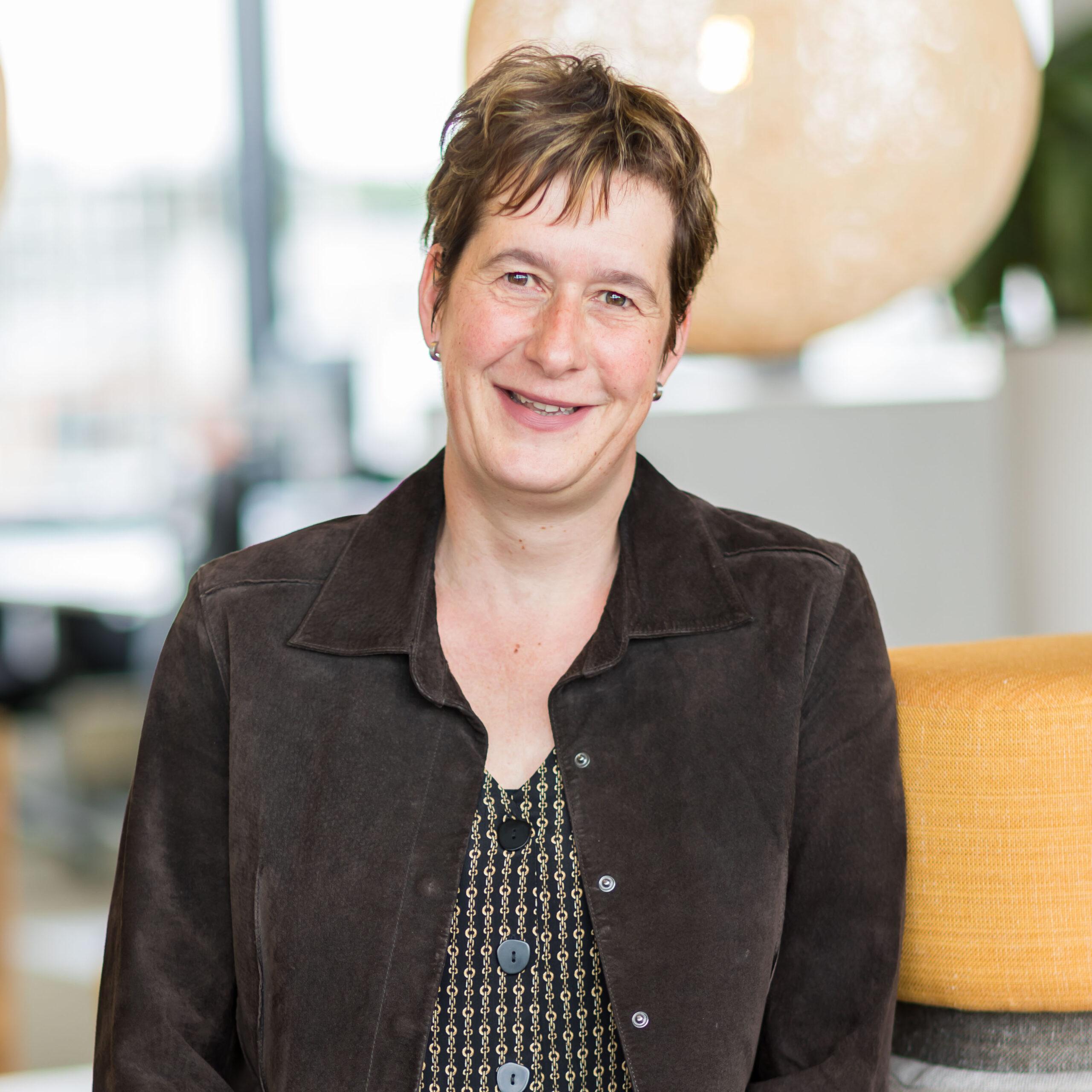 Yvonne van der Meulen